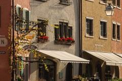 Herbstnachmittag in Staufen