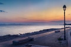 Sonnenaufgang in Mastihari